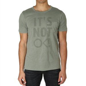 """Outerknown T Shirt """"IT'S NOT OK!""""  Organic…"""